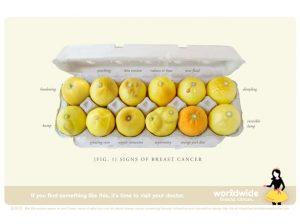lemon breast cancer